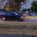 Wypadek na Szosie Lubickiej. Sprawcą pijany kierowca
