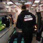 16-latek na widok strażników miejskich połknął narkotyki