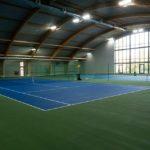 Hala tenisowa otwarta. Przez 20 lat będzie z niego korzystać…
