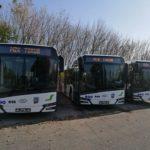 Nowe autobusy przyjeżdżają na raty. Są dwa kolejne