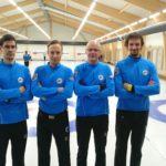 Torunianie triumfują podczas Pierwszej Ligi Curlingu