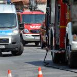 Jeden pas Szosy Lubickiej w stronę centrum zablokowany. Co się stało?